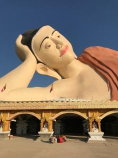 Buddha's at Banana mountain