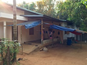 The family house of ChanMinnKo in Yaw Thit