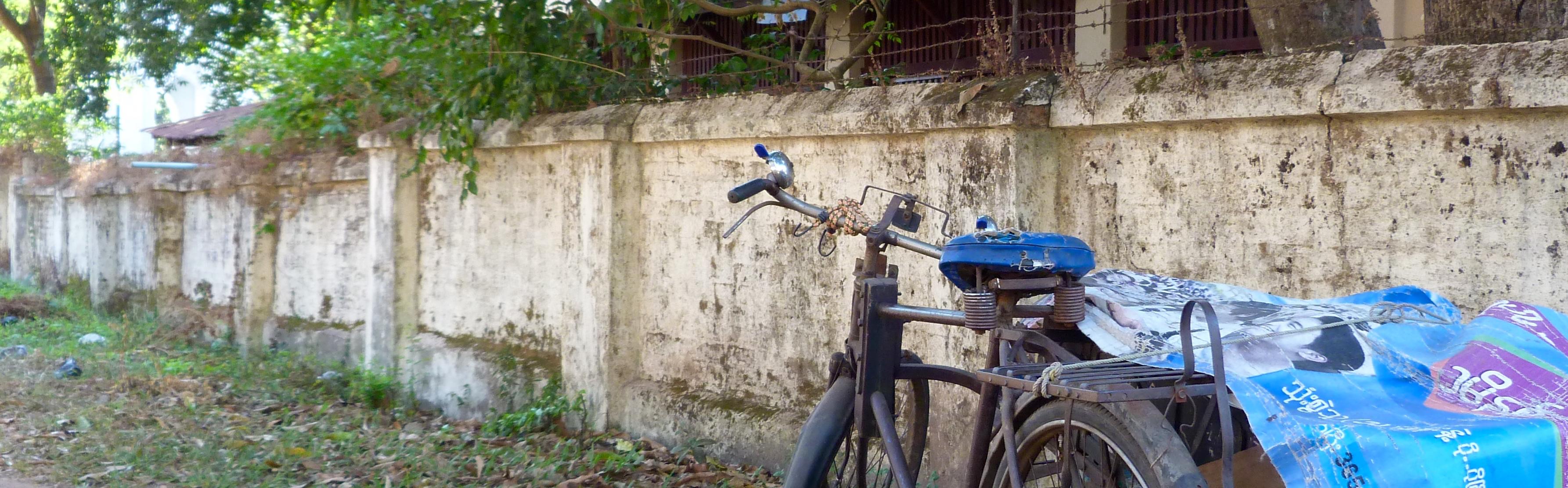 Explore Myanmar by bike